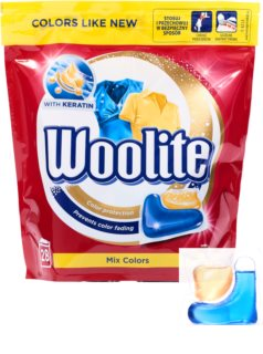 Woolite Mix Colors Dosettes de lessive