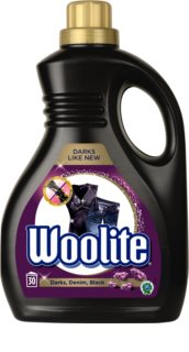 Woolite Darks, Denim & Black detergente en gel