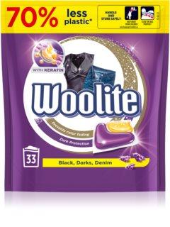 Woolite Darks, Denim & Black kapsule za pranje s keratinom