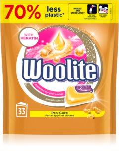 Woolite Pro-Care kapsule za pranje s keratinom