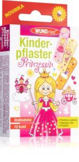 WUNDmed Dětská náplast Princezny barevná dětská náplast
