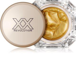XX by Revolution METALIXX озаряваща хидратираща маска със злато