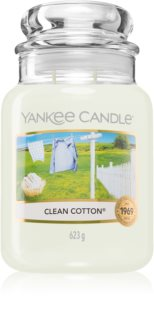 Yankee Candle Clean Cotton bougie parfumée