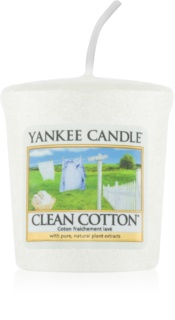 Yankee Candle Clean Cotton candela votiva