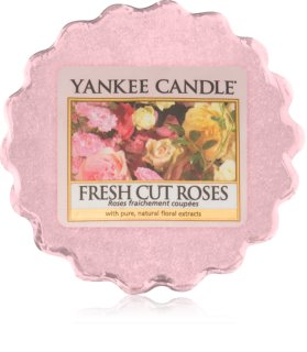 Yankee Candle Fresh Cut Roses wax melt