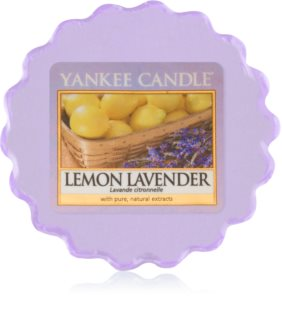 Yankee Candle Lemon Lavender vosk do aromalampy