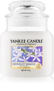 Yankee Candle Midnight Jasmine vonná svíčka Classic střední