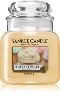 Yankee Candle Vanilla Cupcake scented candle