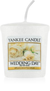Yankee Candle Wedding Day votive candle