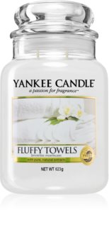 Yankee Candle Fluffy Towels αρωματικό κερί