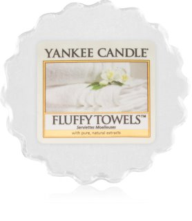 Yankee Candle Fluffy Towels duftwachs für aromalampe
