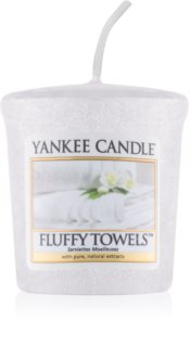 Yankee Candle Fluffy Towels lumânare votiv