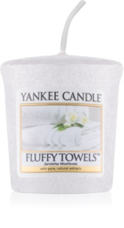 Yankee Candle Fluffy Towels vela votiva