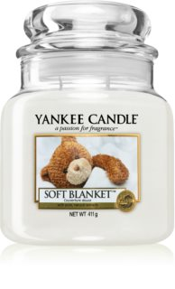 Yankee Candle Soft Blanket bougie parfumée