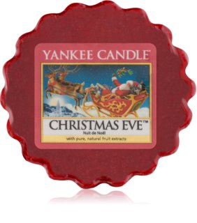 Yankee Candle Christmas Eve vosk do aromalampy