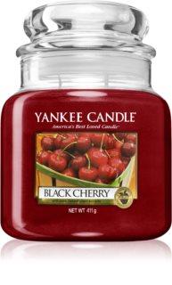 Yankee Candle Black Cherry candela profumata