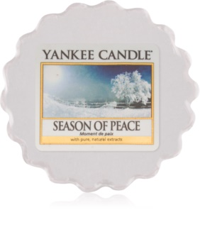 Yankee Candle Season of Peace wachs für aromalampen