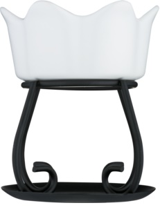 Yankee Candle Petal Bowl keramická aromalampa II. (White)