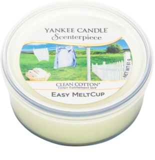 Yankee Candle Scenterpiece  Clean Cotton vosk do elektrickej aromalampy