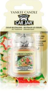 Yankee Candle Christmas Cookie deodorante per auto   sospeso