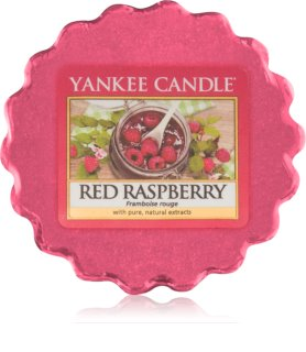 Yankee Candle Red Raspberry wax melt