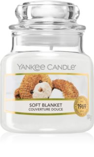 Yankee Candle Soft Blanket scented candle