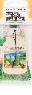 Yankee Candle Clean Cotton viseći auto miris