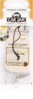 Yankee Candle Fluffy Towels ambientador para carro suspenso