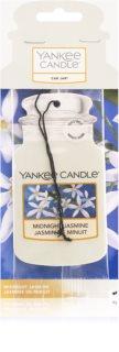 Yankee Candle Midnight Jasmine vonná auto visačka