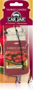 Yankee Candle Black Cherry Hanging Car Air Freshener