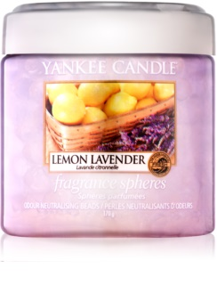 Yankee Candle Lemon Lavender vonné perly