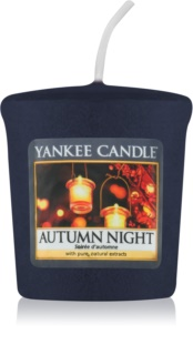 Yankee Candle Autumn Night candela votiva
