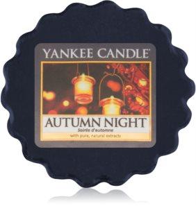 Yankee Candle Autumn Night wax melt