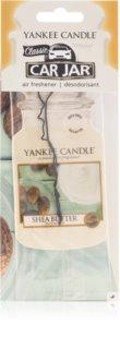 Yankee Candle Shea Butter vonná auto visačka Classic