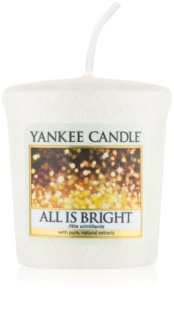 Yankee Candle All is Bright вотивная свеча