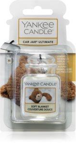 Yankee Candle Soft Blanket désodorisant voiture à suspendre