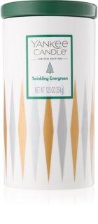 Yankee Candle Twinkling Evergreen duftkerze