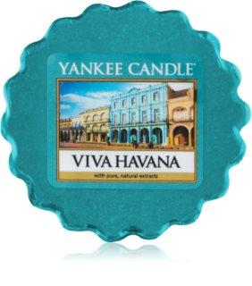 Yankee Candle Viva Havana восък за арома-лампа