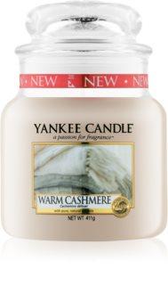 Yankee Candle Warm Cashmere vonná svíčka