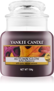 Yankee Candle Autumn Glow scented candle Classic Mini