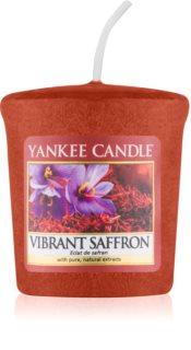 Yankee Candle Vibrant Saffron vela votiva