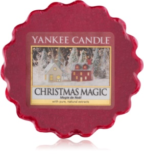 Yankee Candle Christmas Magic illatos viasz aromalámpába