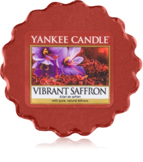 Yankee Candle Vibrant Saffron vosk do aromalampy