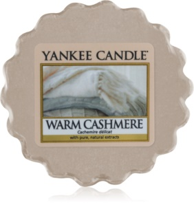 Yankee Candle Warm Cashmere wax melt