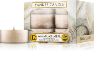 Yankee Candle Warm Cashmere candela scaldavivande