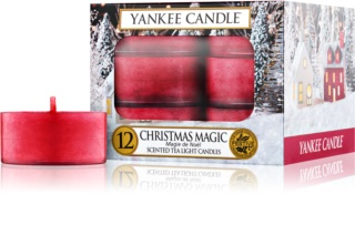 Yankee Candle Christmas Magic bougie chauffe-plat