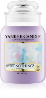 Yankee Candle Sweet Nothings geurkaars Classic Large