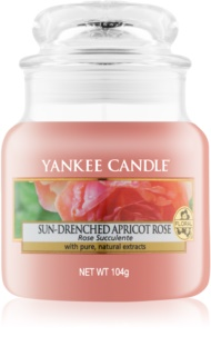 Yankee Candle Sun-Drenched Apricot Rose geurkaars Classic Mini