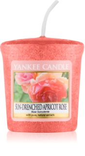 Yankee Candle Sun-Drenched Apricot Rose votive candle