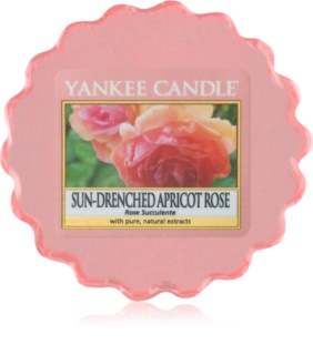 Yankee Candle Sun-Drenched Apricot Rose duftwachs für aromalampe
